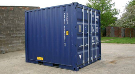 10 Ft Storage Container Lease in Pittsburgh