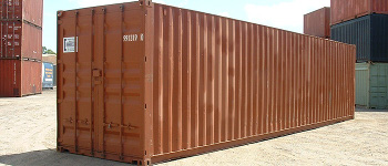 Used 40 Ft Storage Container in Austin