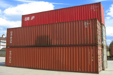 Used 48 Ft Storage Container in Nashville
