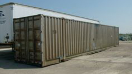 Used 53 Ft Storage Container in Austin